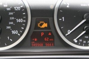 Help My BMWs Check Engine Light Is On  European Car Service